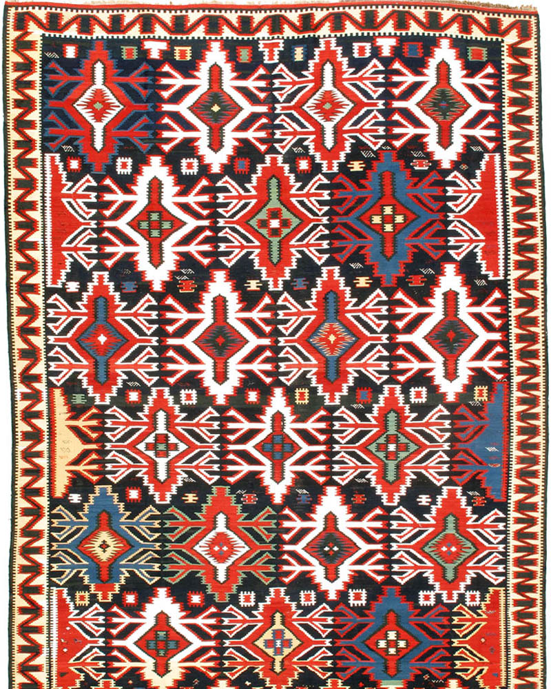 Antique Shirvan Kilim - Best Antique Rugs Toronto